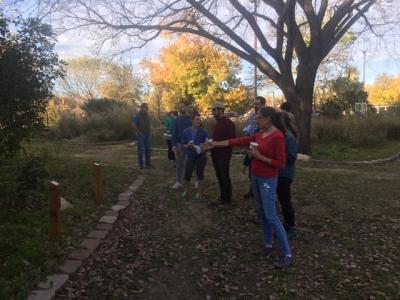 Discovery Arboretum Trail