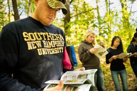 Southern New Hampshire University Arboretum