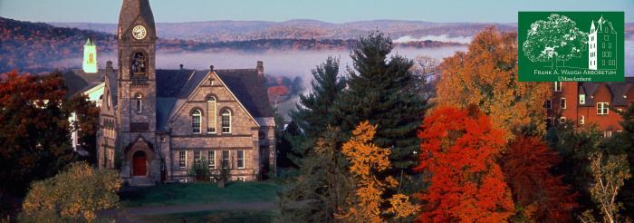 Frank A. Waugh Arboretum - chapel