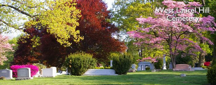 West Laurel Hill Cemetery
