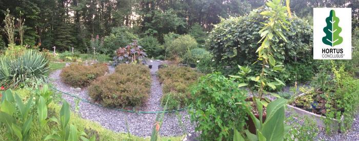 Hortus Conclusus Field Garden